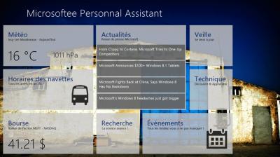 Concours - MPA (Windows 8)