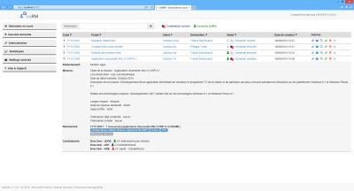 Microsoft - AskRM (ASP.NET)